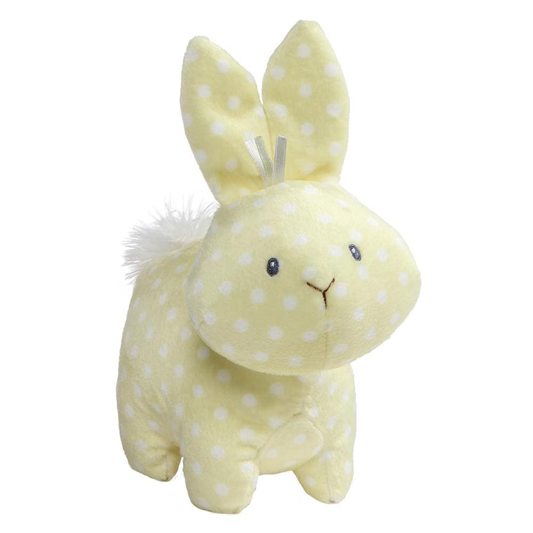 Baby GUND Roly Poly Soft Toy Bunny With Nodding Head Feature