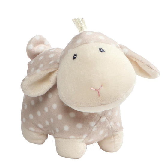 Baby GUND Roly Poly Soft Toy Lamb With Nodding Head Feature