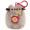 GUND Pusheen Snackable Crisp Backpack Soft Toy Clip