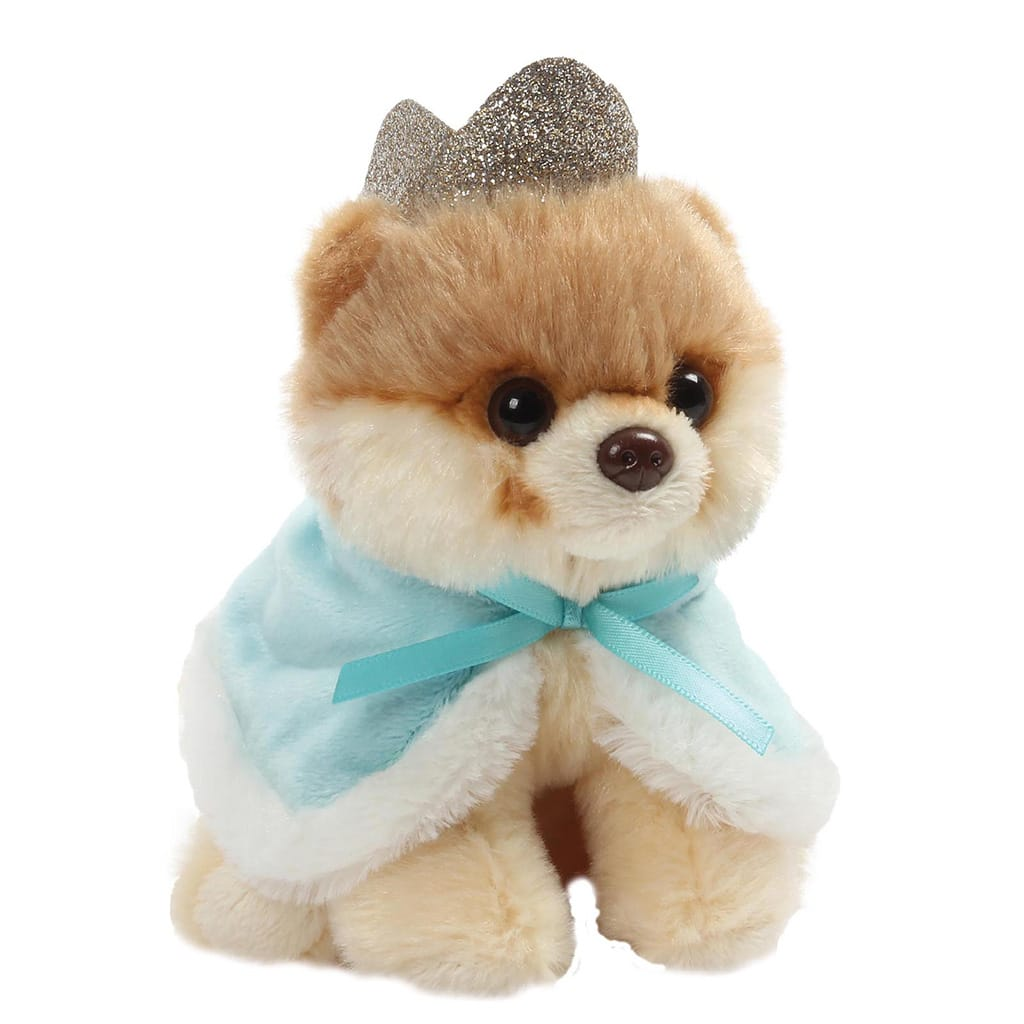 GUND Itty Bitty Boo #047 Prince Soft Toy With Sparkly Crown