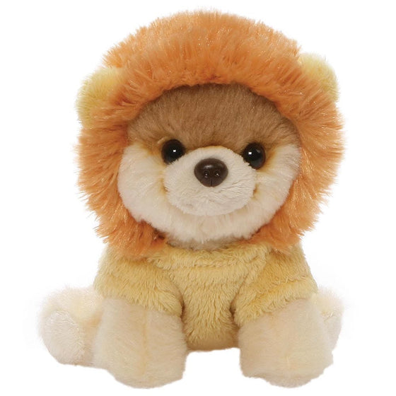 Gund Itty Bitty Boo #049 Lion Adorably Fierce Soft Toy