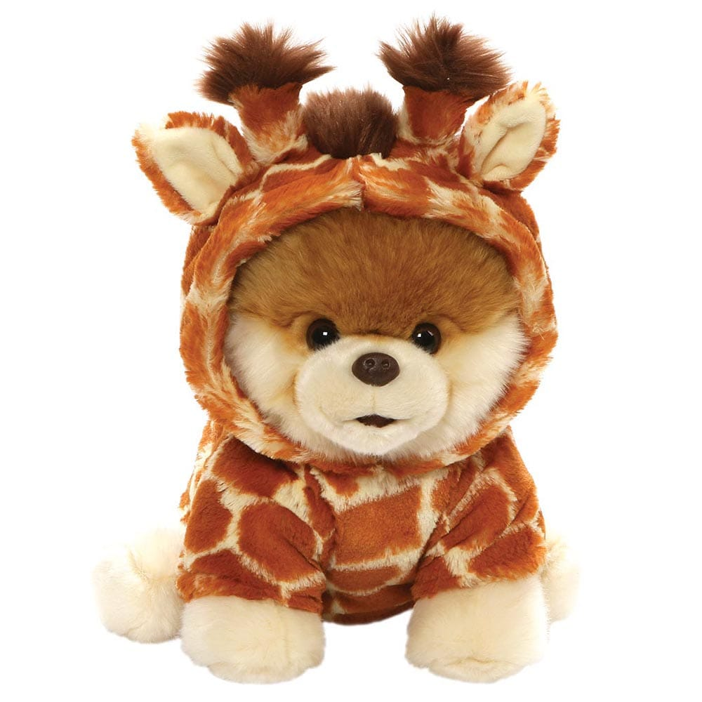 GUND Boo Huggable Giraffe Soft Toy The World's Cutest Dog