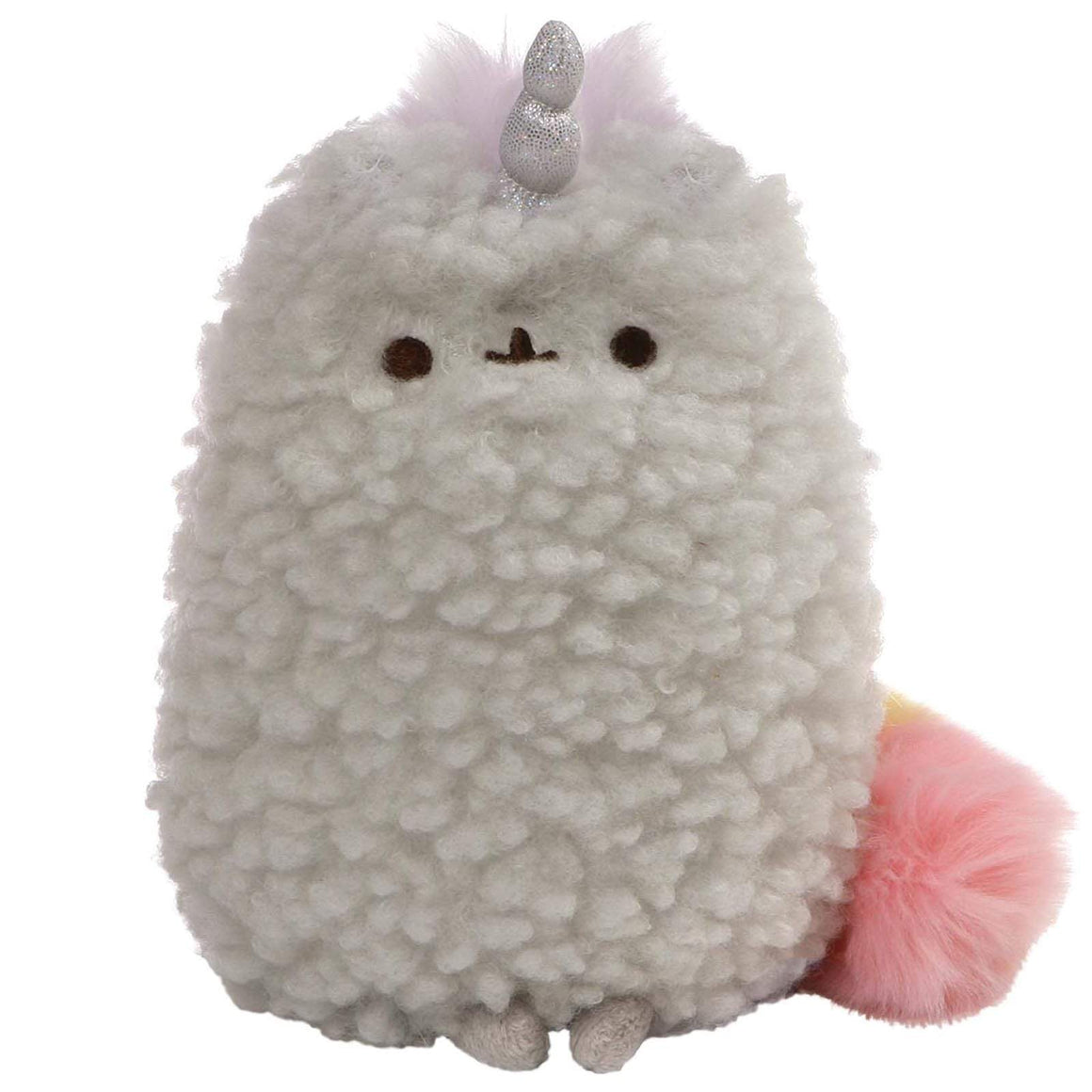 Stormicorn Soft Toy With Pastel Fluffy Tail