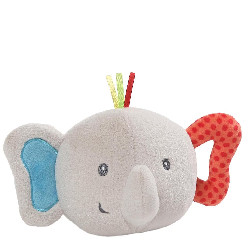 GUND Baby Flappy Cute Silly Sound And Light Ball Soft Toy