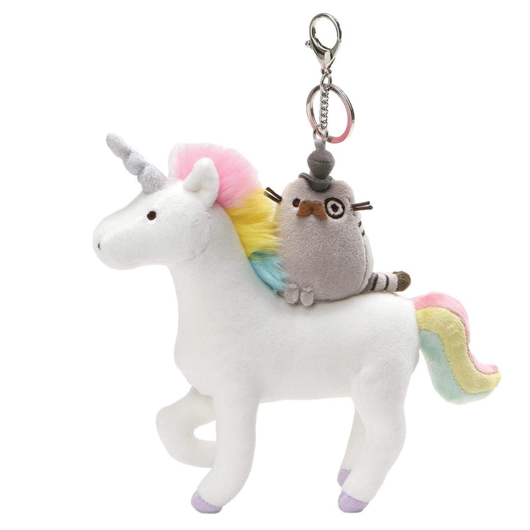 GUND Pusheen Fancy Unicorn Deluxe Clip