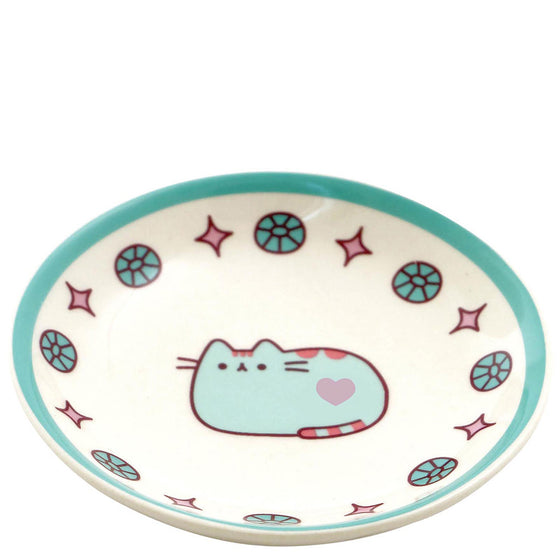 Pusheen Green Ring Dish PRE ORDER STOCK DUE 1ST DECEMBER