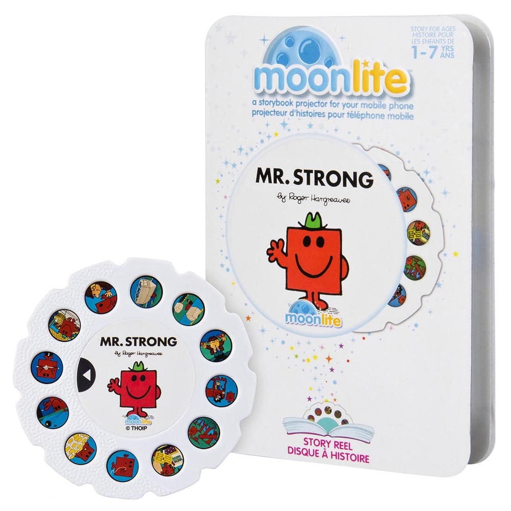 Moonlite Story Reel - Mr Strong