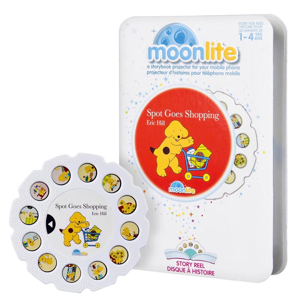 Moonlite Individual - Spot Goes Shopping