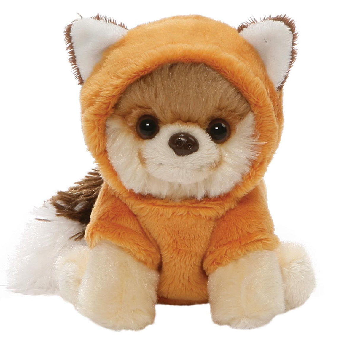 GUND Itty Bitty Boo #050 Red Fox Cute, Huggable Soft Toy