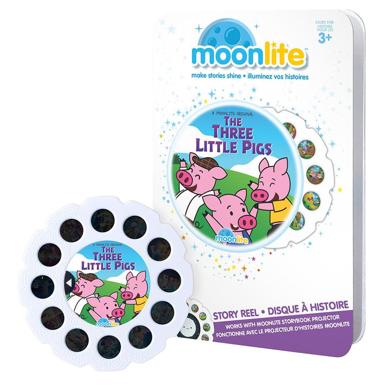 Moonlite Individual - Three Little Pigs