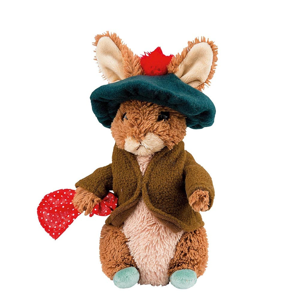 Benjamin Bunny Medium Soft Toy - Peter Rabbit by Gund