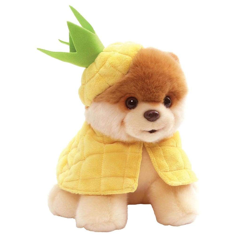 Gund Boo Pineapple Soft Toy