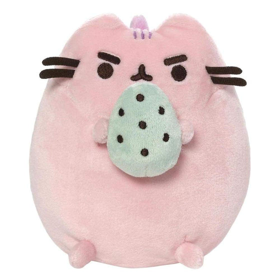 Pusheen Cotton Candy Standing with Egg
