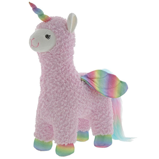 Gund Llamacorn with Wings Soft Toy