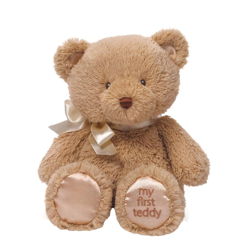 Gund Baby My 1st Teddy Tan Soft Toy