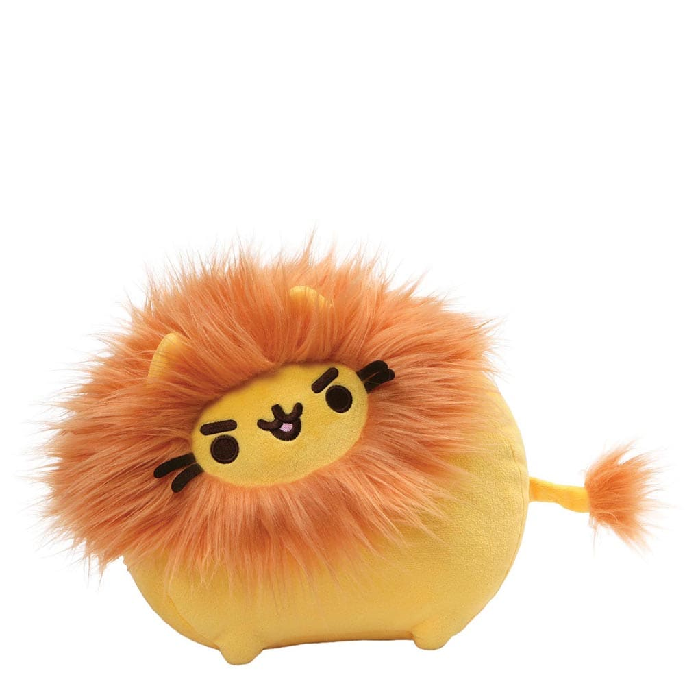 Pusheen Lion Yellow Soft Toy