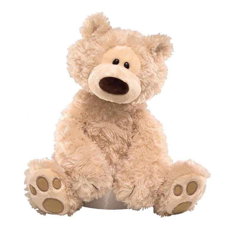 Philbin Bear Cream Medium Soft Toy by GUND