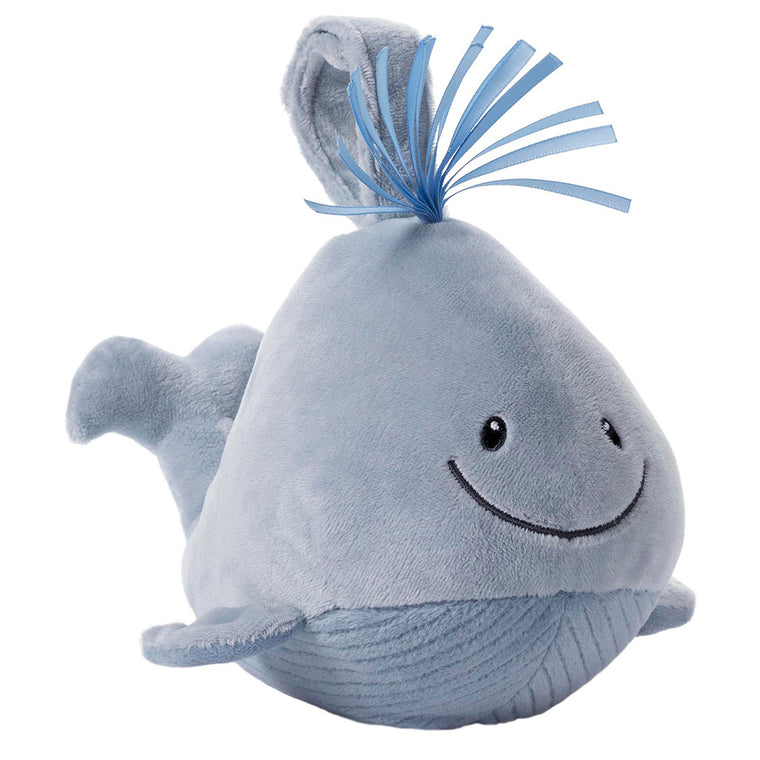 GUND Baby Sleepy Seas On The Go Whale Soft Toy