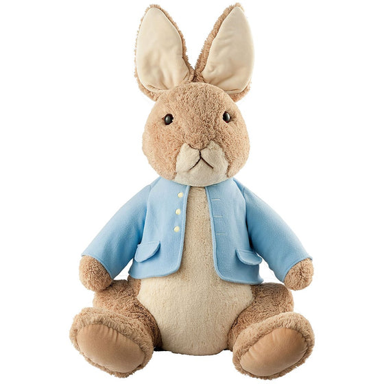 GUND Peter Rabbit Jumbo Soft Toy