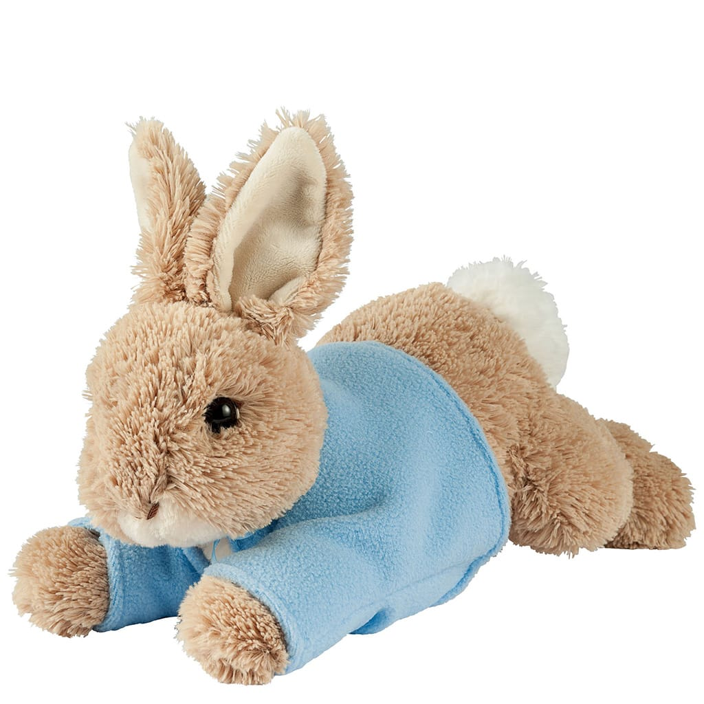 GUND Peter Rabbit Lying Peter Rabbit Large Soft Toy