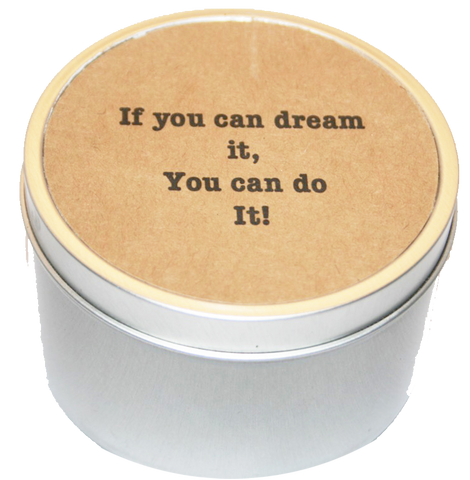 Motivational/Message Tins