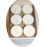Tea Lights (6 Pack)