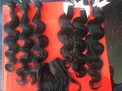 Body Wave Peruvian
