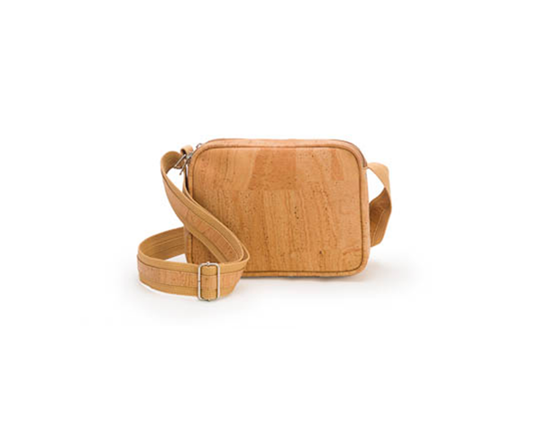 Vegan Shoulder Bag | Natural - Vegan Shoes Rutz