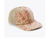 Baseball Hat | Floral - Vegan Shoes Rutz