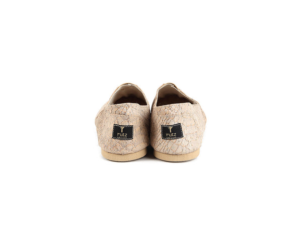 Espadrilles (Man) <br> White Snake - Vegan Shoes Rutz
