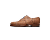Goodyear Welted Classic Oxford | Beige - Vegan Shoes Rutz