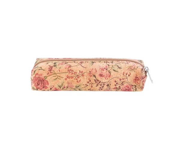Pencil & Pen Case | Floral - Vegan Shoes Rutz