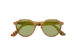 Calima Sunglasses | Masai Cork & Arizona Gold - Vegan Shoes Rutz