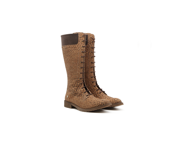 Vegan Ridding Boot | Python - Vegan Shoes Rutz