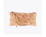 Vegan Clutch/Wristlet | Floral - Vegan Shoes Rutz