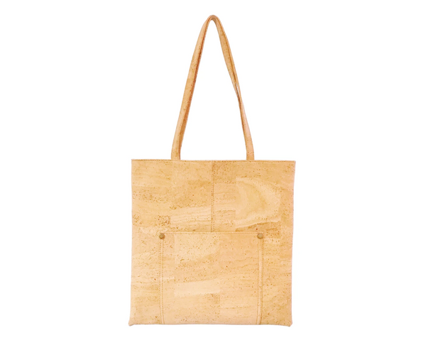 Vegan Shopping Bag | Natural - Vegan Shoes Rutz