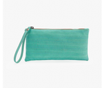 Vegan Clutch/Wristlet | Mint - Vegan Shoes Rutz