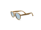 Calima Sunglasses | Creta Cork & Tile Silver - Vegan Shoes Rutz