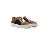 Regular Sneakers | Python & R-PET Blue - Vegan Shoes Rutz