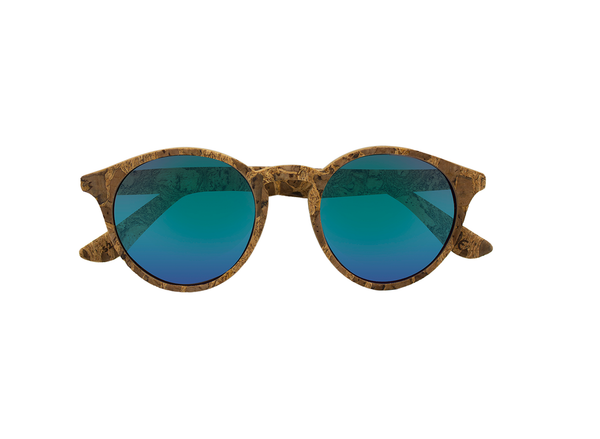 Laguna Sunglasses | Inka Cork & Greenland Auroras - Vegan Shoes Rutz