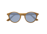 Laguna Sunglasses | Creta Cork & Tile Silver - Vegan Shoes Rutz