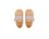 Baby Bootie | Natural & Organic Pink