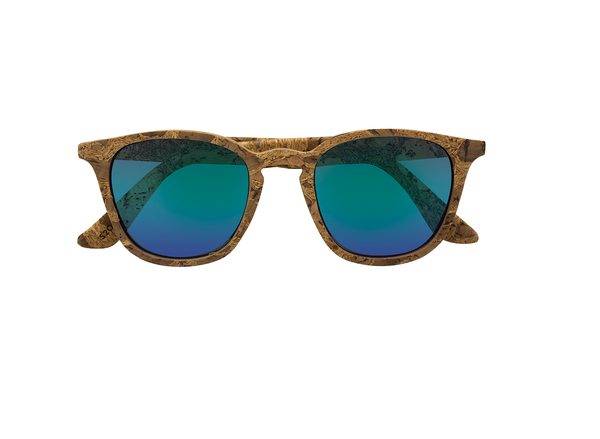 Niebla Sunglasses | Inka Cork & Greenland Auroras - Vegan Shoes Rutz