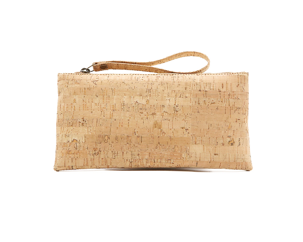 Vegan Clutch | Natural - Vegan Shoes Rutz