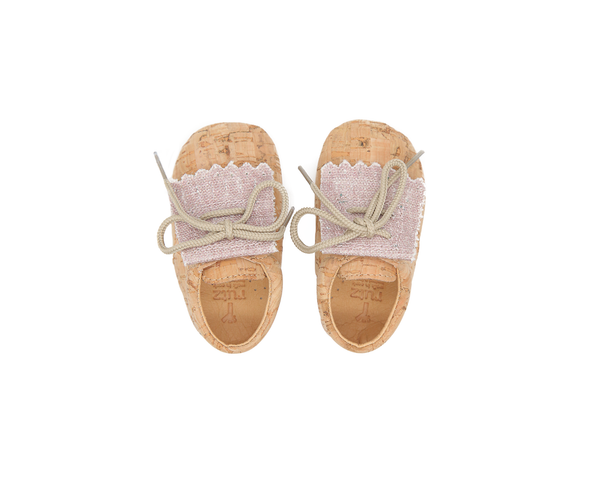 Baby Fringes | Natural & Organic Pink