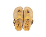 Slippers (Kids) <br> Mustard