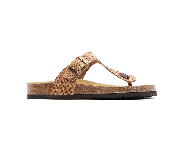 Vegan Slippers (Woman) | Python - Vegan Shoes Rutz