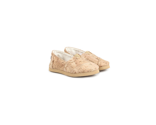 Espadrilles (Kids) <br> Natural