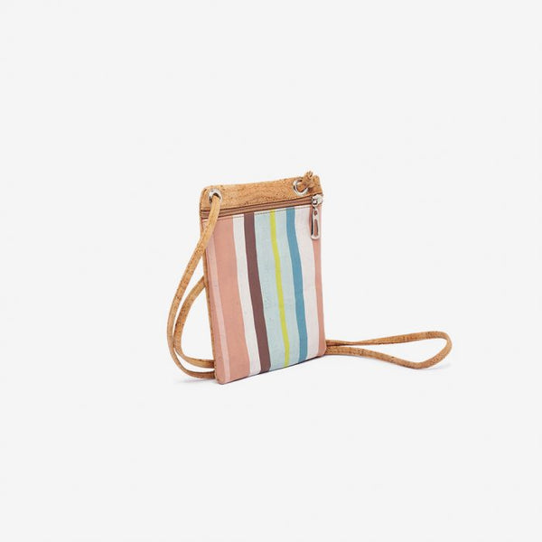 Small Shoulder Purse | Stripes & Natural