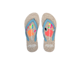 Flip Flops HAND | White & Cloud